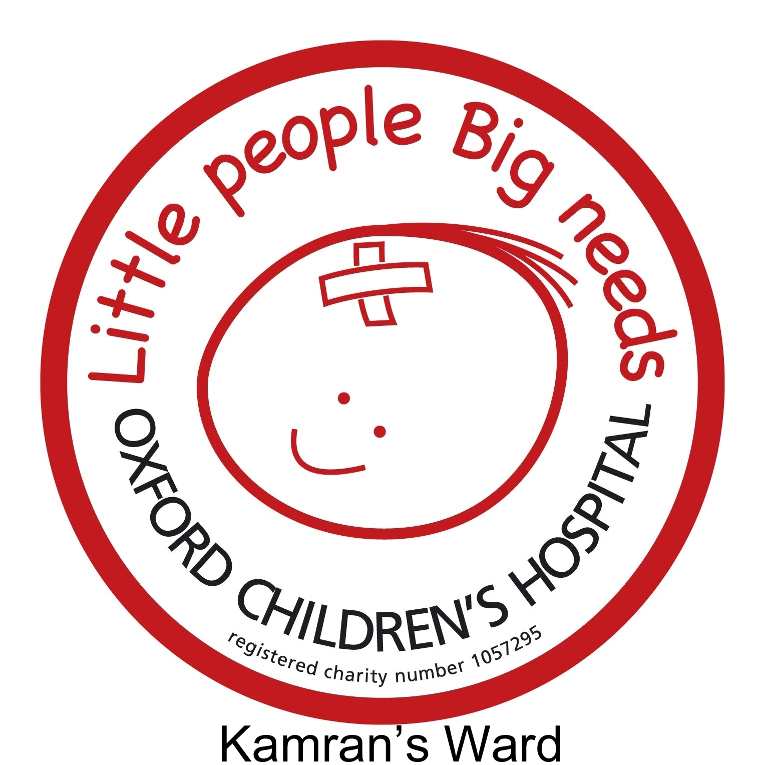 Oxford Children's Hospital, Kamran's Ward logo