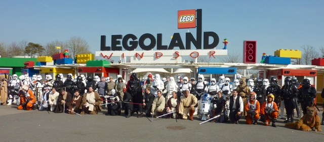 LEGOLAND Star Wars Weekend
