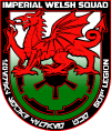 The Imperial Welsh Squad logo
