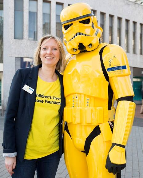 yellow trooper with cldf