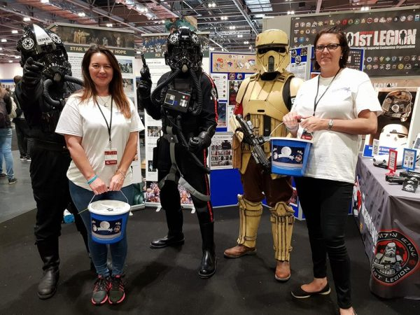 Fundraising at MCM Excel