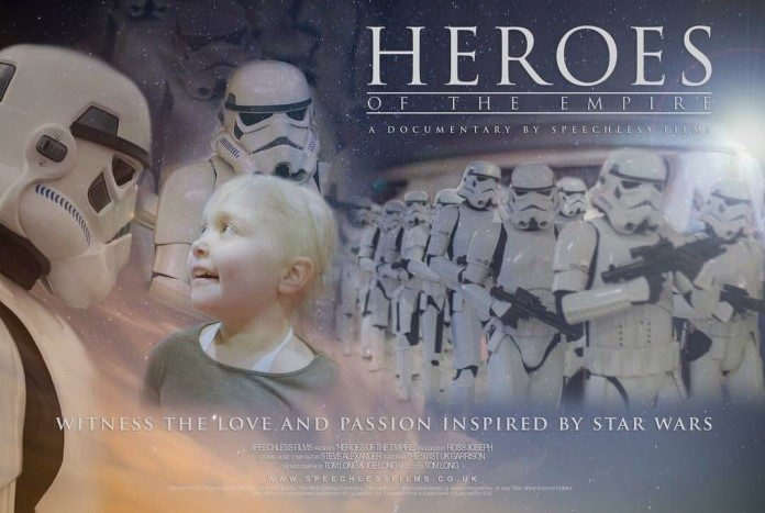 Heroes of the Empire by Speechless Films, is now available on Youtube
