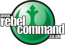 Rebel Command logo
