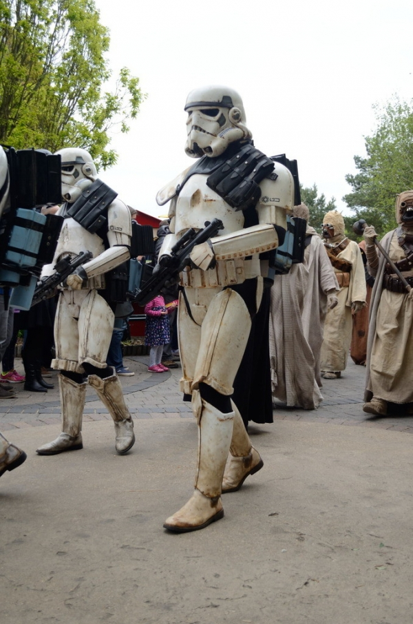 Star Wars in the UK: Star Wars Day at LEGOLAND Windsor and Disney Store